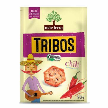 Biscoito Mãe Terra Orgânico Tribos Chili 50g