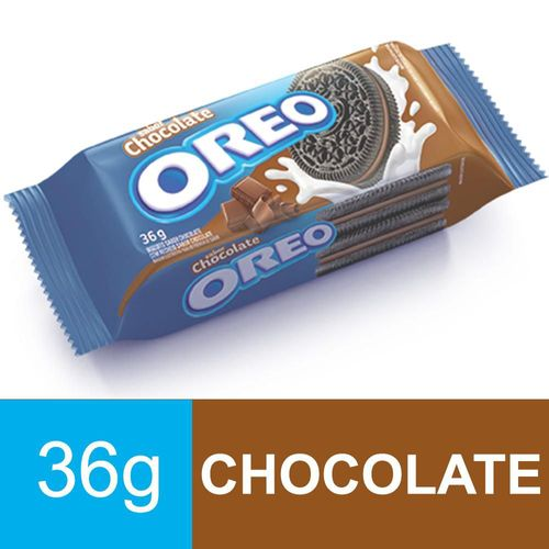 Biscoito Oreo Chocolate 36g