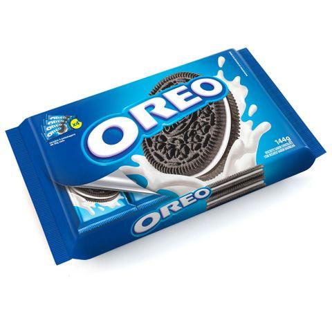 Biscoito Oreo Original 144g - Mondelez