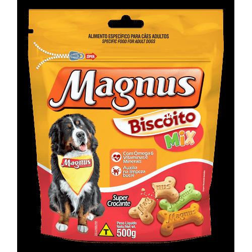 Biscoito Original Magnus Crocante para Cães 500g