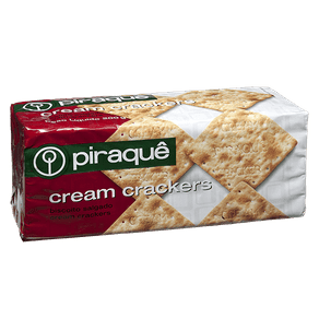 Biscoito Piraquê Cream Crackers 200g