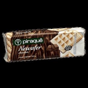 Biscoito Piraquê Newafer Recheado Chocolate 100g
