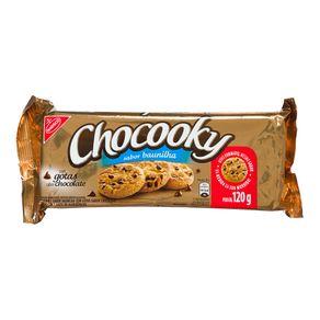 Biscoito Sabor Baunilha Chocooky 120g
