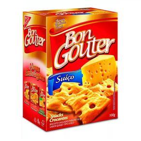 Biscoito Suíço Bon Gouter 100g