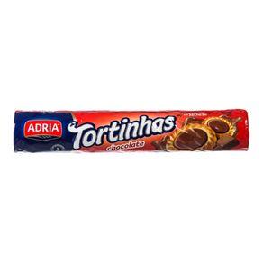 Biscoito Tortinhas Sabor Chocolate Adria 160g
