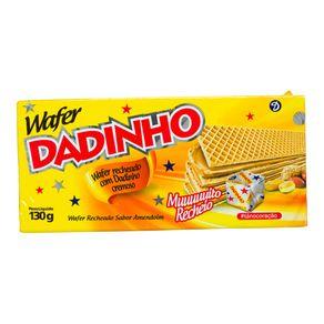 Biscoito Wafer Amendoim Dadinho 130g