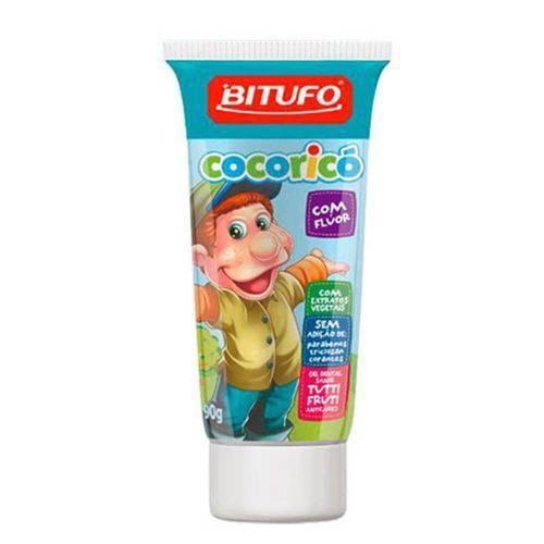 Bitufo Cocorico Creme Dental Tutti Frutti 90g