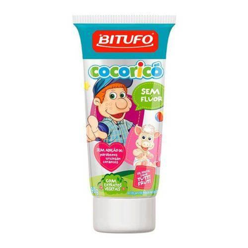 Bitufo Cocorico Gel Dental Tutti Frutti 90g