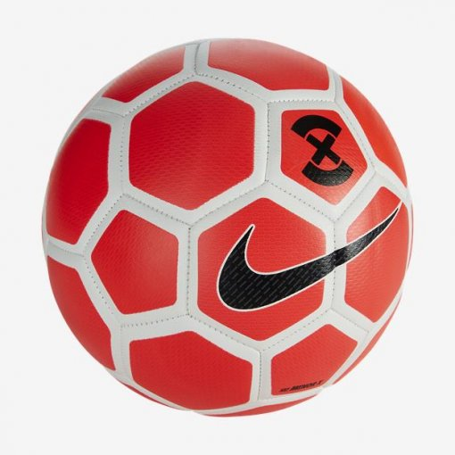Bizz Store - Bola Futsal Nike FootballX Menor Azul/Verde