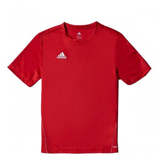 Bizz Store - Camiseta Futebol Infantil Menino Adidas Treino Core 15