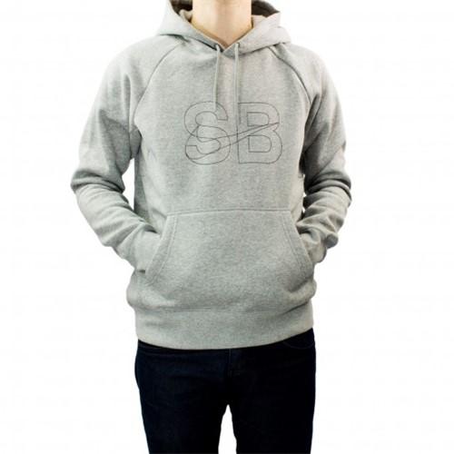 Bizz Store - Moletom Masculino Nike Icon Hoodie Stencil com Capuz