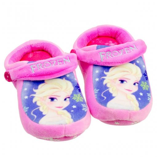 Bizz Store - Pantufa Infantil Menina Kick Ricsen Frozen
