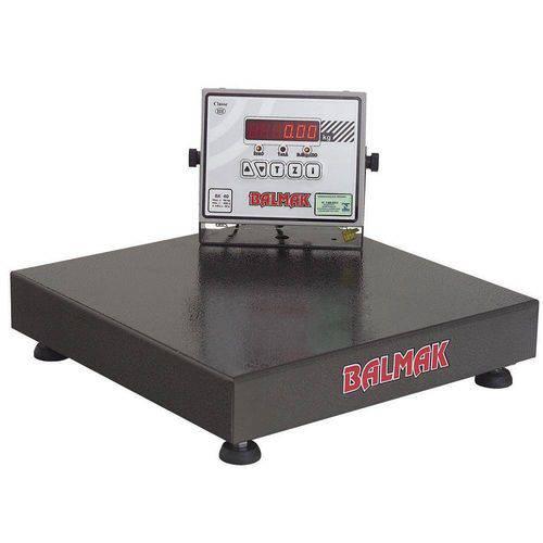 Bk-40 Balança Industrial Digital de Plataforma Monocélula Balmak