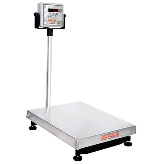 BK-300IC1 Balança Industrial Digital de Plataforma Monocélula Inox Balmak