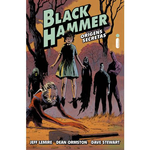 Black Hammer: Origens Secretas Graphic Novel - 1ª Ed.