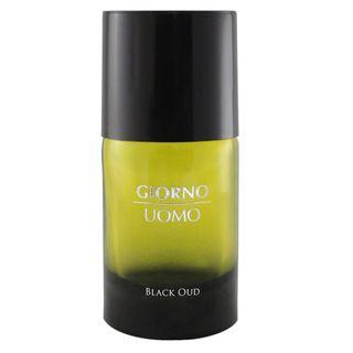 Black Oud Giorno Uomo Perfume Masculino - Deo Colônia 100ml