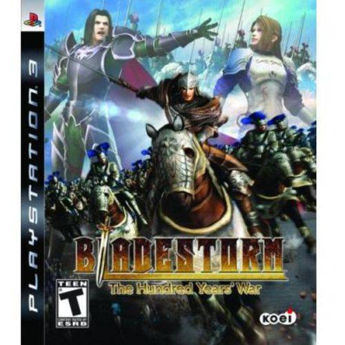 Bladestorm The Hundred Years' War - Ps3