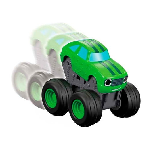 Blaze Monster Machines Acelerador Pickle - Mattel