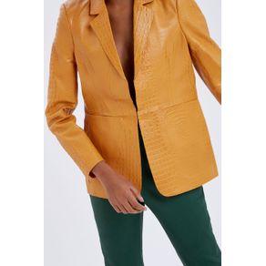Blazer Classic Amarelo Saffron - 36
