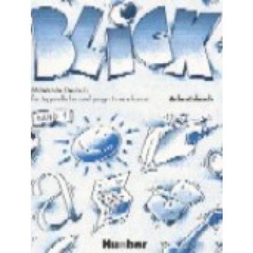 Blick 1 - Arbeitsbuch - Hueber