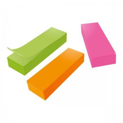 Bloco Adesivo Tilibra Neon Tili Notes 075 X 025 Mm 300 Fls Colorido 286249