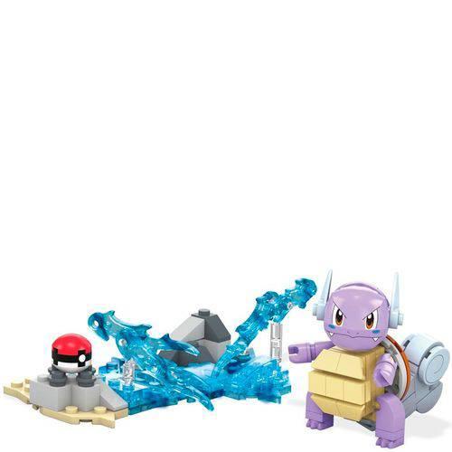 Bloco de Montar Pokémon - Mega Construx