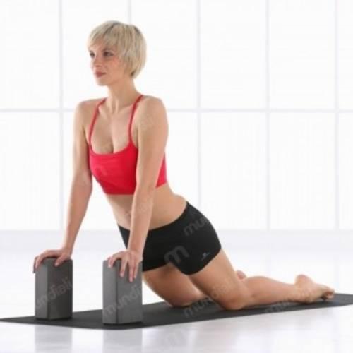 Bloco para Pilates e Yoga Mormaii