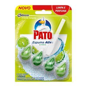 Bloco Sanitário Espuma Ativa Citrus Pato