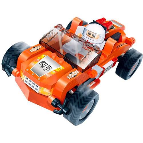 Blocos de Montar Banbao Corrida Carro Buggy - 108 Peças