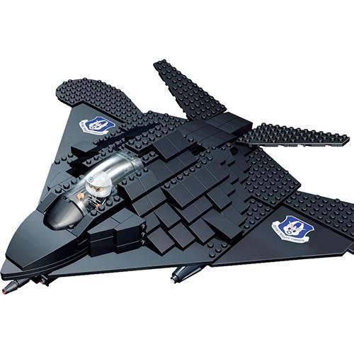 Blocos de Montar Banbao Força Tática Jato F117 - 250 Peças