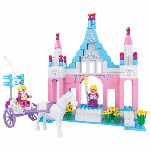 Blocos de Montar Click It Castelo da Princesa 246 Peças Play Cis 20930