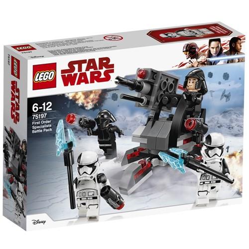 Blocos de Montar - Lego Star Wars - Combate Especialistas da Primeira Odrem