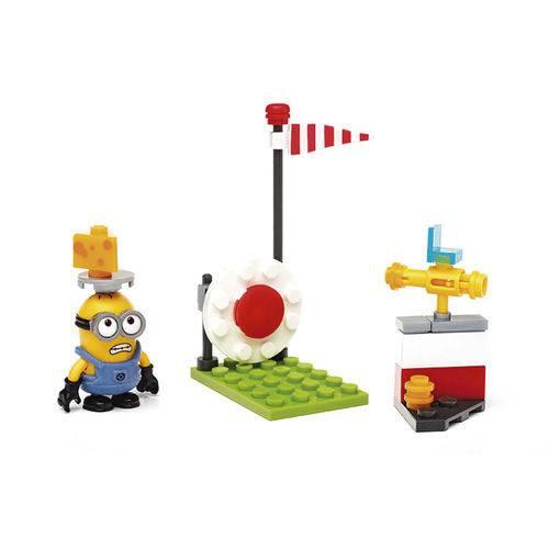 Blocos de Montar - Mega Construx - Meu Malvado Favorito 3 - Minions - Tiro ao Queijo - Mattel