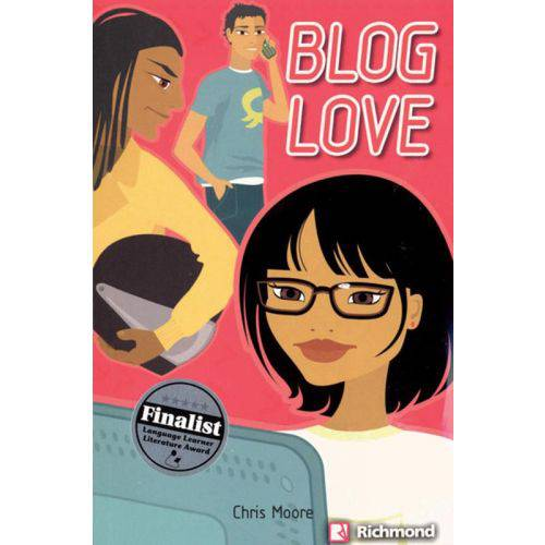 Blog Love - Media Readers - Level Starter - Book With Audio Cd - Richmond Publishing