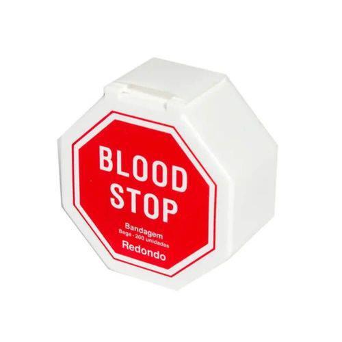 Blood Stop Curativo Antisséptico C/200
