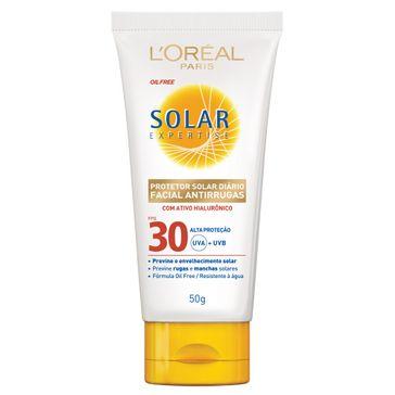 Bloqueador Solar Loreal FPS-30 Facial 50g