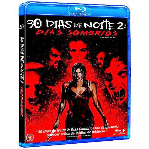 Blu-Ray 30 Dias de Noite 2 - Dias Sombrios