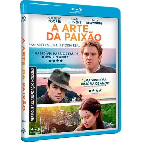 Blu-ray - a Arte da Paixão