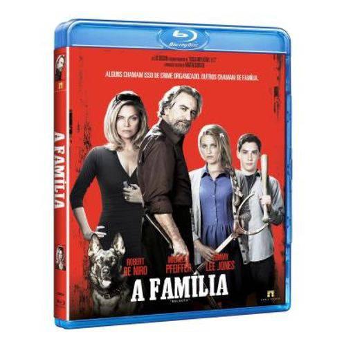 Blu-ray - a Família