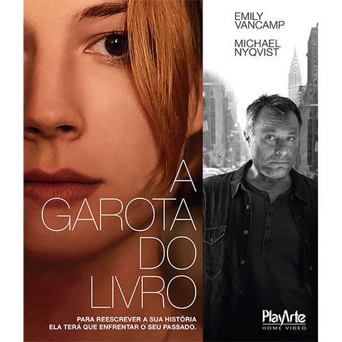 Blu-ray a Garota do Livro