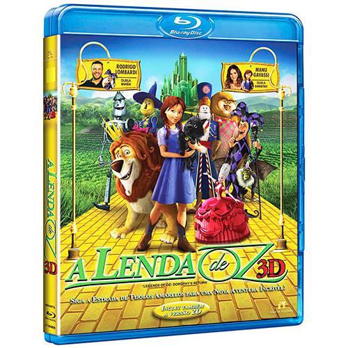 Blu-ray - a Lenda de OZ