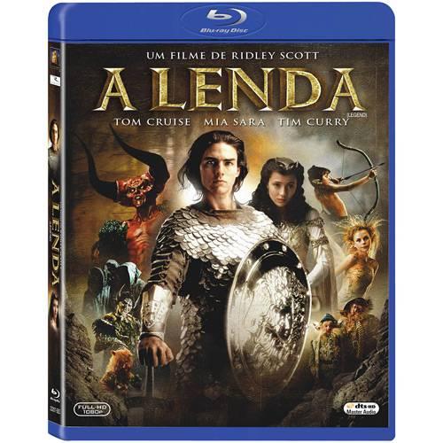 Blu-ray a Lenda