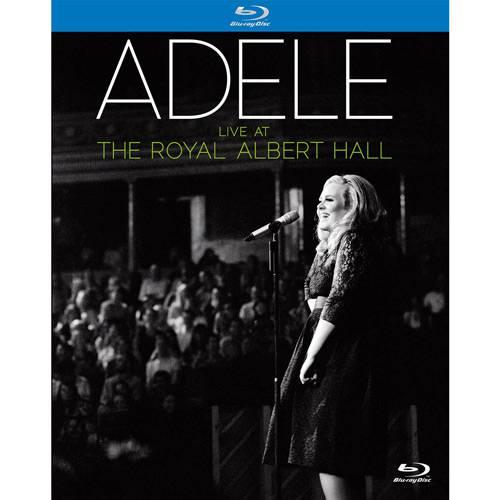 Blu-ray Adele: Live At The Royal Albert Hall (Blu-ray + CD)