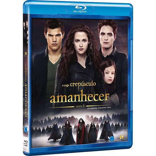 Blu-Ray - Amanhecer - Parte 2