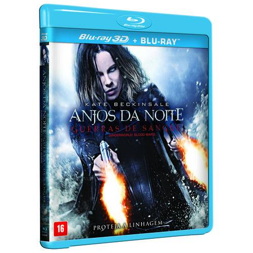 Blu-Ray Anjos da Noite 5: Guerras de Sangue 3d