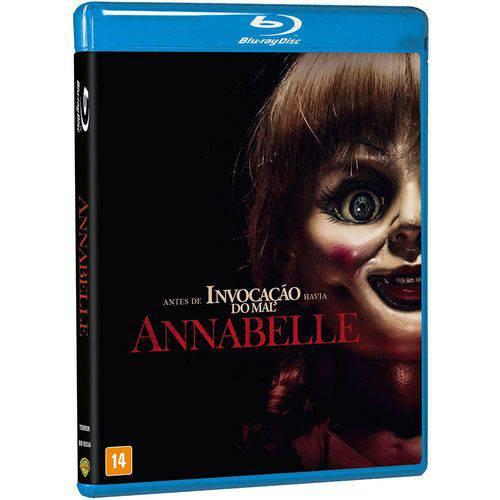 BLU-RAY Annabelle