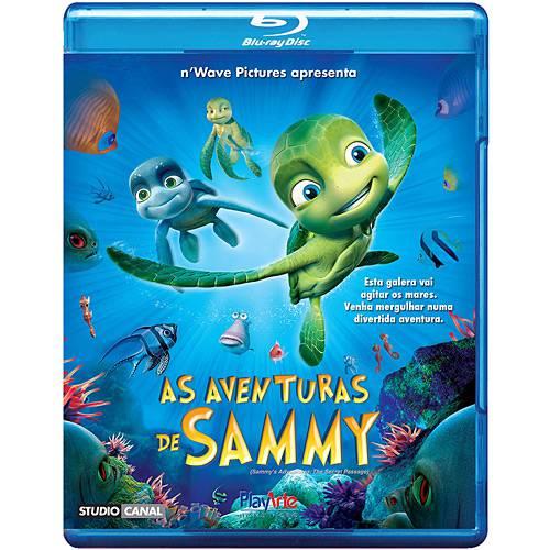 Blu-Ray as Aventuras de Sammy