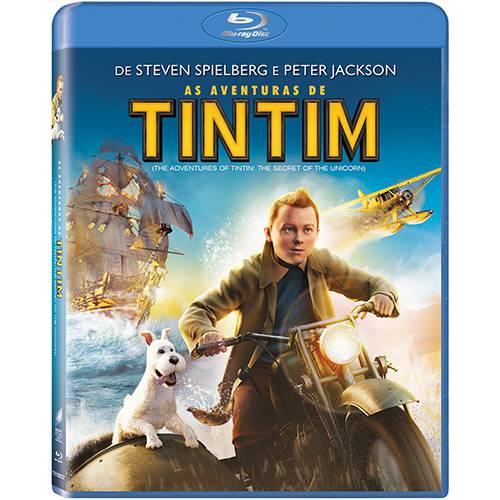 Blu-ray as Aventuras de Tintim