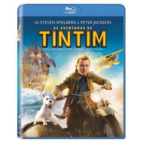 Blu-ray - as Aventuras de Tintim