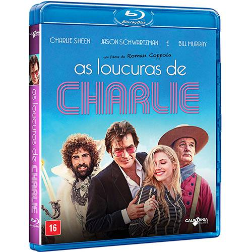 Blu-Ray - as Loucura de Charlie